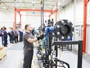 Запущено новое производство блочных тепловых пунктов