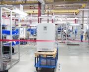 В Энгельсе произвели первый котел Bosch GAZ 2500F