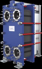 Запуск производства пластинчатых теплообменников Альфа Лаваль TK20