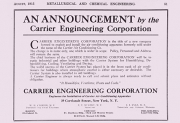 100-летний юбилей климатической компании Carrier Фото №1