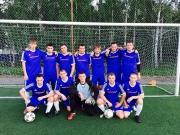 Компания Navien стала спонсором команды по мини-футболу Фото №1
