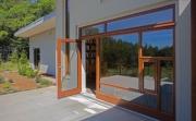 В США возведен суперсовременный загородный дом с нулевым потреблением энергии  Фото №1