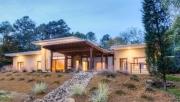 В США возведен суперсовременный загородный дом с нулевым потреблением энергии  Фото №2