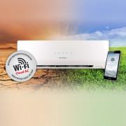 SUPRA анонсировала кондиционеры с удаленным управлением по WiFi