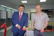 Открытие салона отопления Vaillant в Великом Новгороде Фото №2
