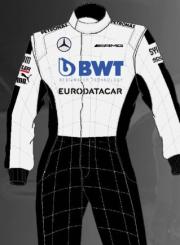 «BWT» – новый спонсор команды гонщиков Mercedes-AMG DTM Фото №1
