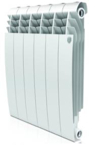 Биметаллические радиаторы BiLiner со стальным коллектором Фото №1
