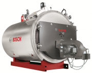 Bosch U-HD – усовершенствованный двухходовой паровой котел с реверсивной топкой