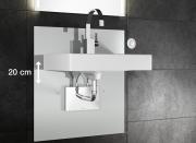 Viega позволяет изменять высоту умывальника Фото №1