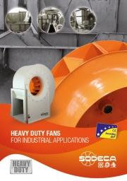 Новые вентиляторы «HEAVY DUTY» для промышленного применения Фото №3