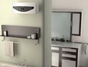 Новая серию горизонтальных дизайнерских водонагревателей ABS SL Фото №1