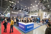 «Бош Термотехника» приняла участие в выставке Aqua-Therm Moscow 2016 Фото №1