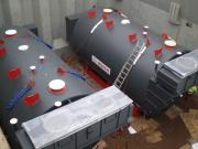Котлы Bosch согревают 30000 человек в 30-градусный мороз в Казахстане Фото №2