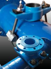 Трубопроводная арматура IDRA® дополнена чугунными отводами