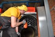 Химическая чистка котла Vitoplex 100 SX1 620 кВт Фото №2