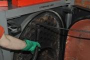 Химическая чистка котла Vitoplex 100 SX1 620 кВт Фото №7