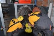 Химическая чистка котла Vitoplex 100 SX1 620 кВт Фото №8