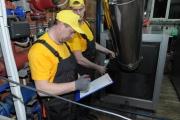 Химическая чистка котла Vitoplex 100 SX1 620 кВт Фото №12