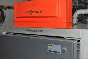 Химическая чистка котла Vitoplex 100 SX1 620 кВт Фото №14