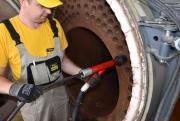 Механизированная чистка котла Vitomax 100 2,9 МВт Фото №11