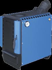 Новая марка твердотопливного котла ZOTA Box