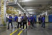 Поездка на завод Hisense  в Китай Фото №3