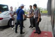 Поездка на завод Hisense  в Китай Фото №6