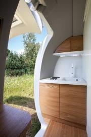Экокапсула: маленький «зеленый» дом  Фото №2