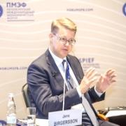 Президент ROCKWOOL выступил на ПМЭФ-2016
