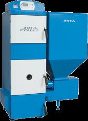 В 2016 году ZOTA частично обновляет линейку котлов Pellet