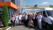 Поездка дилеров ГК Импульс на завод Лемакс