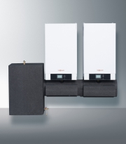Новые каскадные системы Viessmann с Vitodens 200-W от 49 кВт