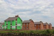 Настенные котлы Buderus установлены в коттеджном поселке «Берег-Деревня»  Фото №1