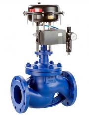 Новый регулирующий клапан KSB из литой стали