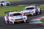 BWT и команда Mercedes-AMG на гонках DTM 2016! Фото №1