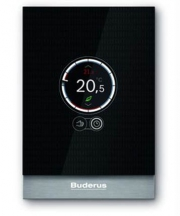 Видео об инновационном комнатном термостате Buderus TC100