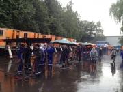 Специалисты Бош Термотехника приняли участие в судействе конкурса профмастерства Мособлгаза Фото №2