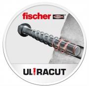 fischer представляет инновационную линейку шурупов по бетону ULTRACUT FBS II Фото №2