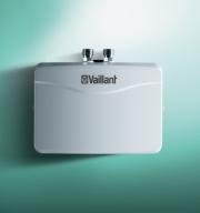 Vaillant miniVED 2 – Новое поколение электрических проточных водонагревателей Фото №1