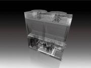 Чиллеры воздушного охлаждения со спиральным компрессором Фото №1