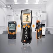 Новые комплекты газоанализаторов  testo 320 и 330