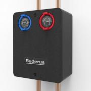 Насосные группы нового поколения Buderus HS32/HSM32