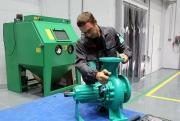 Открытие сервисного центра WILO на заводе в Ногинске Фото №1