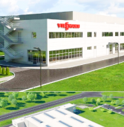 На выставке HEAT&POWER компания Viessmann представит строящийся завод в Липецкой области
