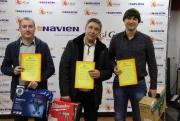 Navien подводит итоги конкурса 'Лучший шеф-монтаж'