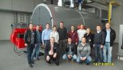 Победители Viessmann Profi на заводе в Аллендорфе Фото №2