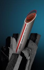 Новая труба с кислородным барьером FIBER BASALT OXY Фото №1
