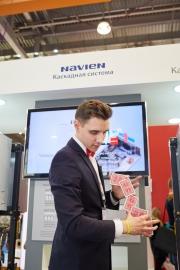 ООО «Навиен Рус» на выставке AquaTherm Moscow 2017 Фото №7