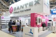 Оборудование Dantex на выставке «Мир Климата 2017»