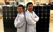 В Сингапуре создали двухстороннюю солнечную батарею